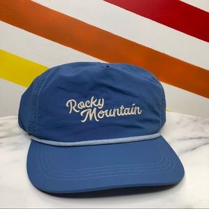NEW Parks project Rocky Mountain nylon hat